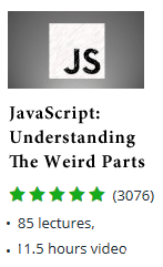 Understand JavaScript the weird parts